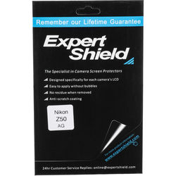 Expert Shield Canon 20D *Lifetime Guarantee* THE Screen Protector for