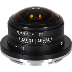 Venus Optics Laowa 4mm f/2.8 Fisheye Lens for FUJIFILM X