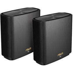 ASUS XT8 ZenWiFi AX6600 Wireless Tri-Band Mesh Wi-Fi System (2-Pack, Charcoal)