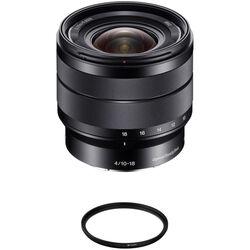 Sony Lens Hood for SEL1018 ALCSH123 Black