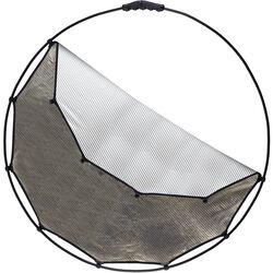"""Lastolite Halo Compact Reflector, Sunlite/Soft Silver (32"""")"""