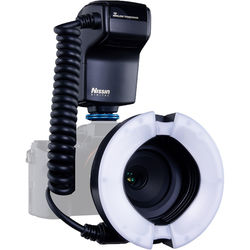 Nissin MF18 Macro Ring Flash for Sony