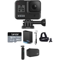 GoPro HERO8 Black Basic Kit