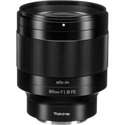 Tokina atx-m 85mm f/1.8 FE Lens for Sony E