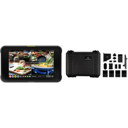 Atomos Shogun 7 HDR Pro/Cinema Monitor-Recorder-Switcher with Accessory Kit