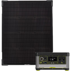 GOAL ZERO Yeti 500X Portable Power Station and Boulder 50 Solar Panel Kit