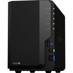 Synology DiskStation DS220+ 2-Bay NAS Enclosure