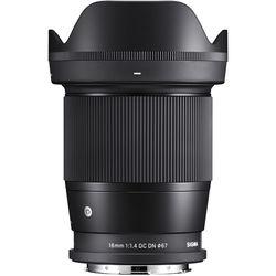 Sigma 16mm f/1.4 DC DN Contemporary Lens for Leica L