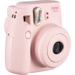 Fujifilm Instax Mini 8 Instant Film Camera - Multiple Color - Manufacturer Refurbished
