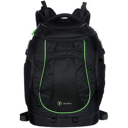 Ikigai Medium Rival Backpack with Camera Cell (Black)