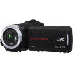 JVC Everio GZ-R30BUS 8GB Full HD Digital Camcorder - Black