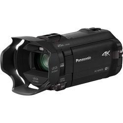 Panasonic HC-WX970K 4K Ultra-HD Camcorder with Twin Video Camera