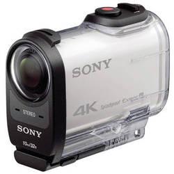 Sony 4K Full HD Splashproof Action Cam Wi-Fi Camcorder - Manufacturer Refurbished