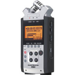 Zoom H4NSP Handy Mobile 4-Track Recorder + iZotope RX Plug-In Pack