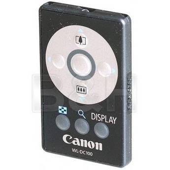 Canon WL-DC100 Wireless Remote Controller for Canon Powershot Digital Cameras