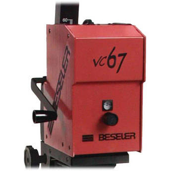 Beseler 67 VCCE Variable Contrast Head for the Printmaker 67 Enlarger Series - Red