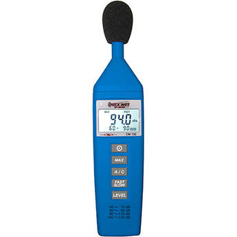 Galaxy Audio CM-130 CHECK MATE - Battery Operated SPL Meter