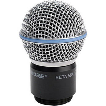 Shure RPW118 Dynamic Replacement Element for Shure Beta 58A Microphone Transmitters