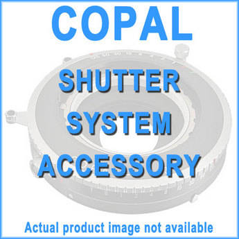 Copal COFL-385 Ring & Mounting Flange for Copal #3-585 Shutters