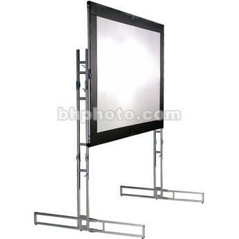 "The Screen Works E-Z Fold Truss Style Screen - Rear  Projection - 16x21' - 300""  Diagonal - Video Format (4:3 Aspect Ratio) - Rear Projection"