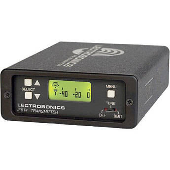 Lectrosonics IFBT4 Frequency-Agile IFB Transmitter (Frequency Block 21)