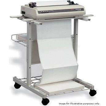 Balt Adjustable Printer Stand (Gray)