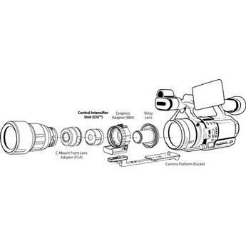 AstroScope Night Vision Adapter 9350BRAC-XHG1-3PRO