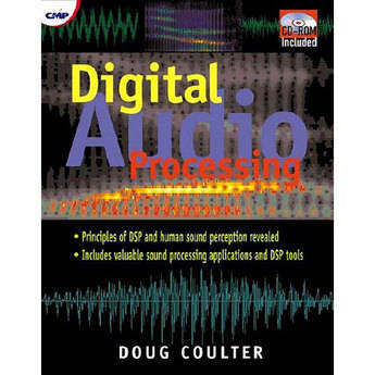 CMP Books Book: Digital Audio Processing by Doug Coulter