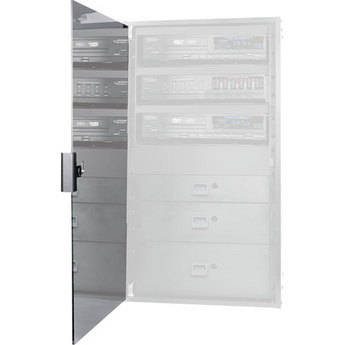 Middle Atlantic RK-GD20 Smoked Tempered-Glass Door for RK- and BRK-Series Racks (for 20 RU Models)