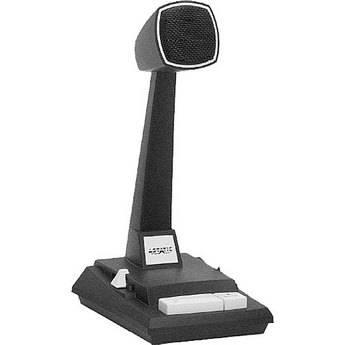 Astatic 878HL-2 Desktop Omnidirectional Dynamic Paging Microphone