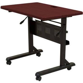 "Balt 36"" Flipper Table (Mahogany)"