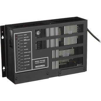 Bogen Communications TPU100B - Telephone Paging Amplifier (100W)
