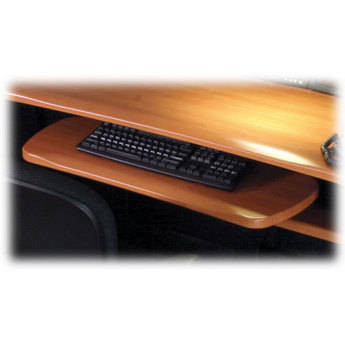 Middle Atlantic Keyboard Shelf for LD LCD Monitoring/Command Desk (Honey Maple)