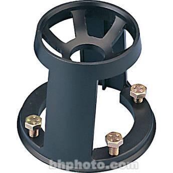 Vinten 3330-16 100mm Leveling Bowl Adapter to 4-Bolt Flat Base