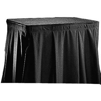 Da-Lite Poly-Sheen Skirting (Black) 69836