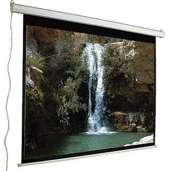 """Mustang SC-E84D4:3 Motorized Front Projection Screen (54x70"""")"""