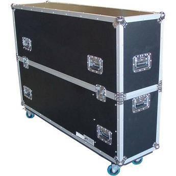 "Pro Cases AC-PLASMA50 Single Universal Fit TV Case for 50 - 55"" LCD / Plasma Display"