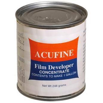 Acufine Acufine Developer (Powder) for Black & White Film - Makes 1 Gallon