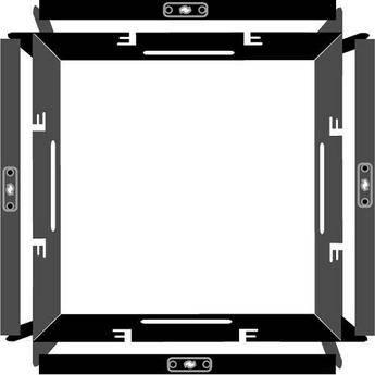 Lowel Barndoor Frame for Omni Light