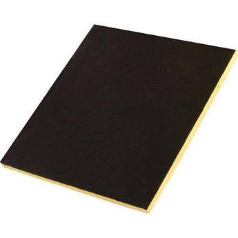 """Auralex T-Coustic Mid- and Hi-Frequency Absorption Ceiling Tiles (Black, 24 x 24 x 1"""")"""