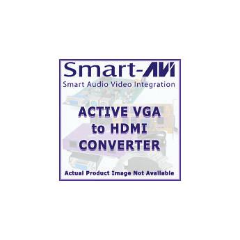 Smart-AVI CVH-01 Component/VGA + Audio to HDMI Converter