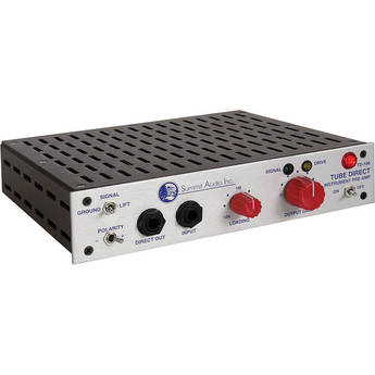Summit Audio TD-100 - Instrument Preamp and Tube Direct Box