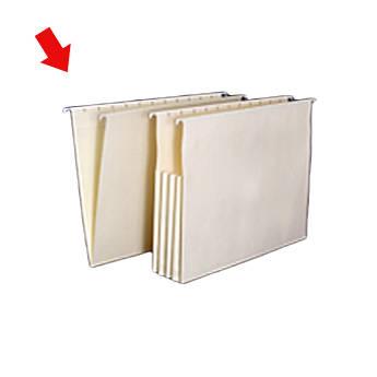 Archival Methods 26-250 Hanging File Folder (Legal Size 25 Pack)