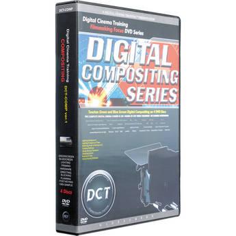 Digital Cinema Training DVD: Compositing, DCT-COMP