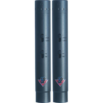 Studio Projects C4 Small-Diaphragm Condenser Microphones (Matched Pair)