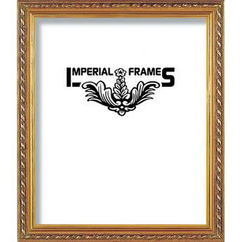 "Imperial Frames Model F309, Aristocrat Wood Frame - 11 x 17""  (Gold)"
