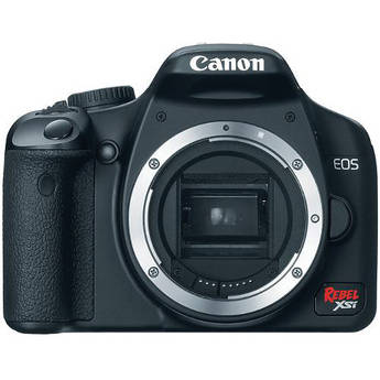 Canon DIGITAL REBEL XSI (BLACK)