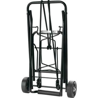 Travel Smart by Conair Folding Multiuse Cart (Black)