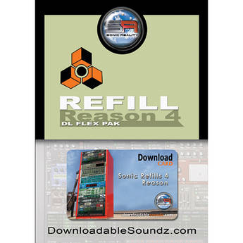 Sonic Reality Sonic Refill DL Multibox Loop Collection (Download)