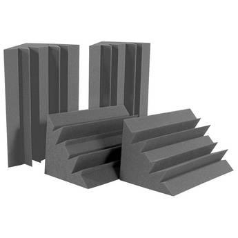 Auralex LENRD Bass Traps (Charcoal, 4 Pieces)